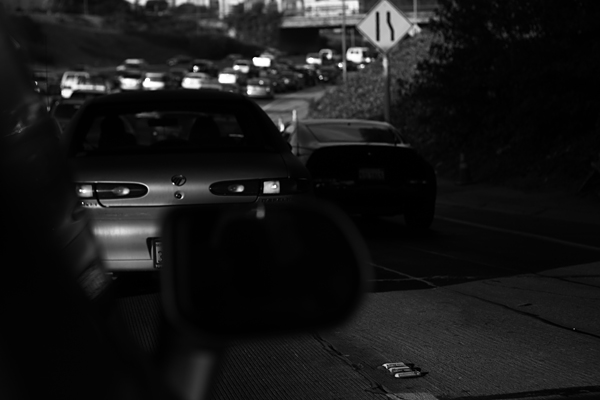 traffic, los angeles, cars, andrew mcmullen