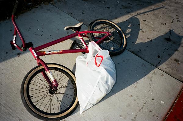 eric lichtenberger, the german, sunday, bmx, bikes, interbike, juuuuicy