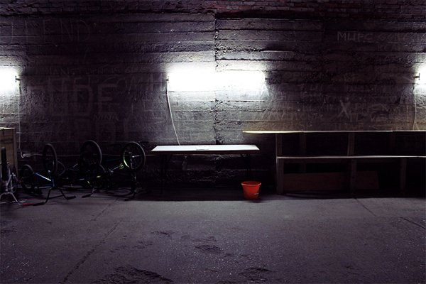 nike tunnel jam, england, orange, bmx, bikes, bucket