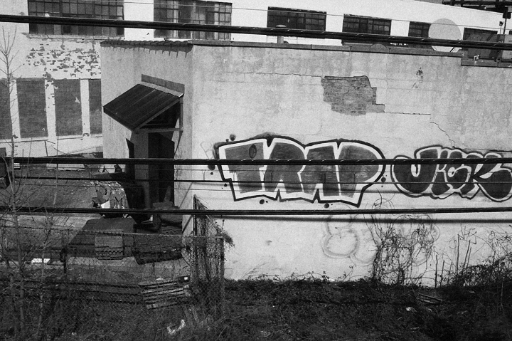 trap, new york, graffiti